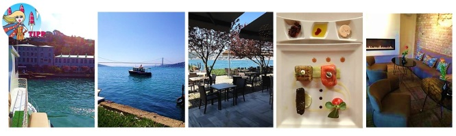Das Sumaha on the water ist eines der schönsten Hotels in Istanbul. Es ist sehr privat, da das Haus nur wenige Zimmer anbietet. Die Preise gehen bei ca. 300 Euro pro Nacht los.