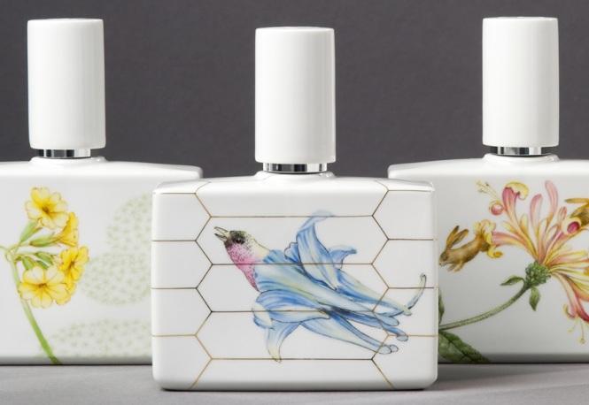 Wunderschöne Porzellan-Edition von Humiecki & Graef aus 2011
