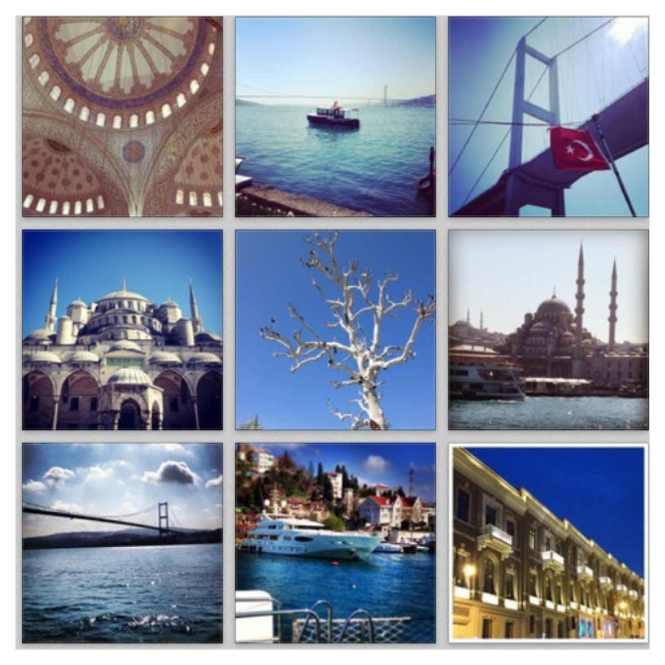 Istanbul überrascht mit einer facettenreichen Architektur, Modernität, die auf jahrtausendalte Geschichte trifft.