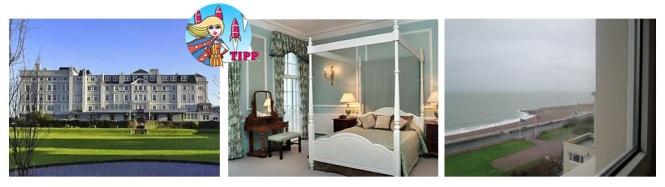 Das Mercury Imperial Hotel & Spa in Hythe liegt direkt am Ärmelkanal und perfekt für einen kurzen Zwischenstopp auf dem Weg nach London.